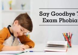 exam phobia